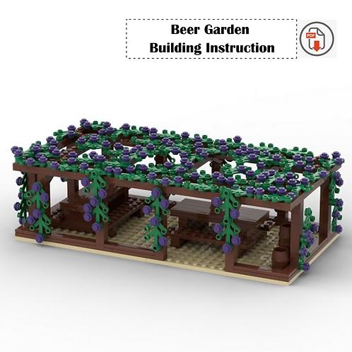 'Gasthaus Adler' Beer GardenBuilding Instruction