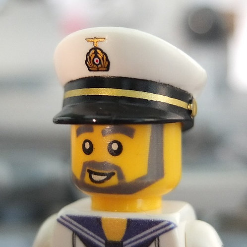 WW2 Kriegsmarine Visor Cap (Schirmmütze)