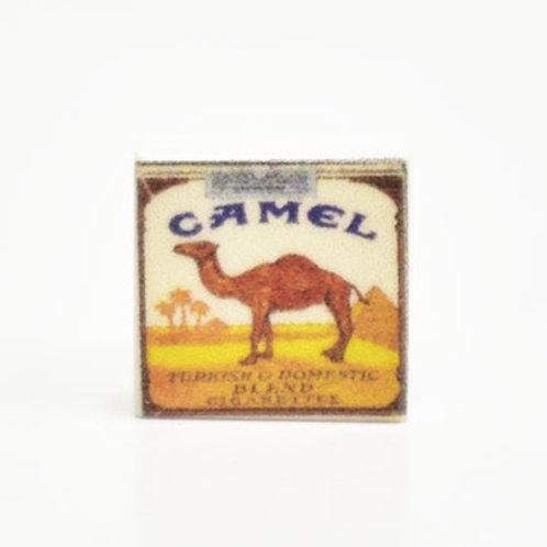 Printed LEGO® Tile 1x1 'WW2 Camel Cigarettes'