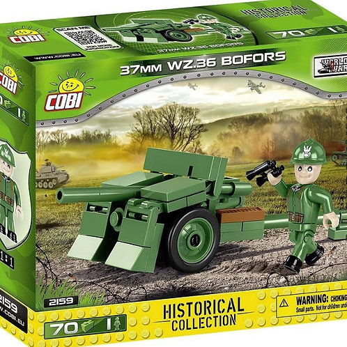 Cobi Bofors 37 mm anti-tank gun