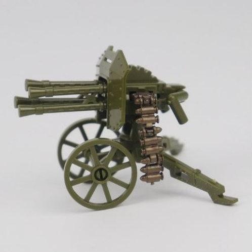 WW2 Russian Mobile Anti-Aircarft Gun