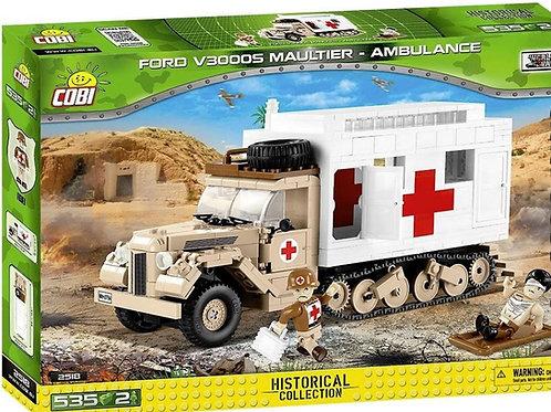 "Ford V3000S Maultier Ambulance Sd.Kfz. 3 ""Mule"""