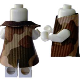 Camo Trenchcoat light pattern