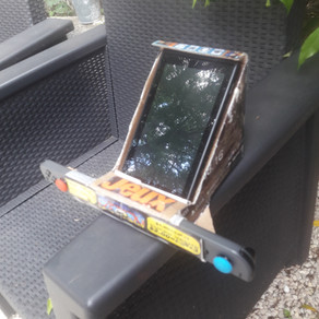 Mini house pinball machine
