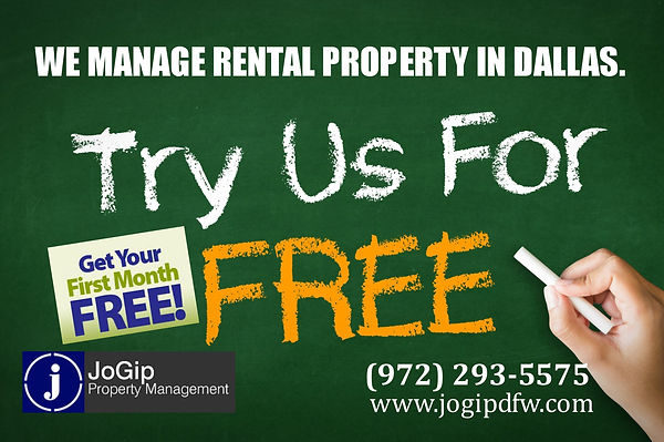 Free property management services fort worth