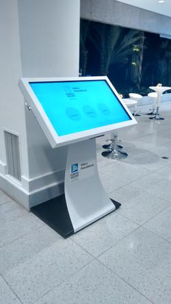 Aluguel de Totem Interativo Touch 43