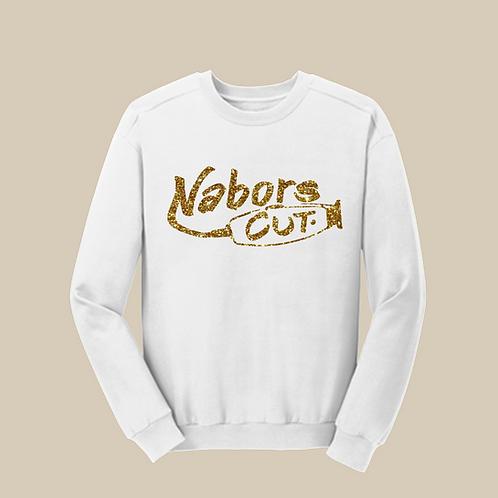 Nabors Cut Crewneck Sweatshirt