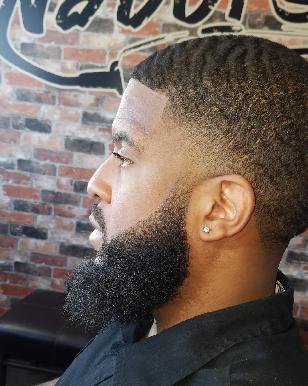 Beard Blowout