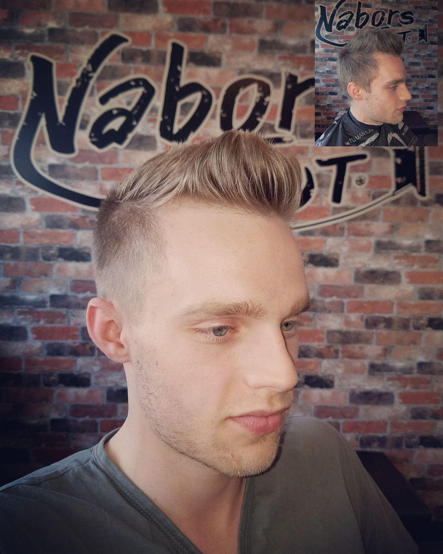 Haircut / Face