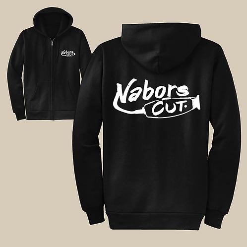 Nabors Cut Full-Zip Hoodie