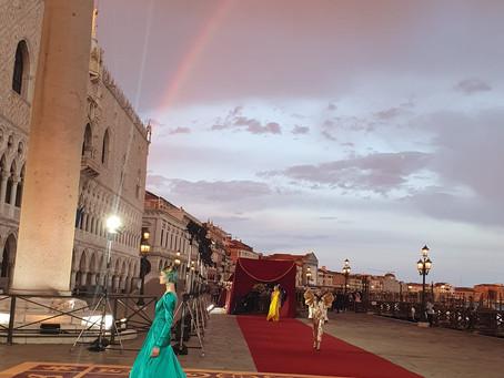 Venice film festival 2021 and D&G