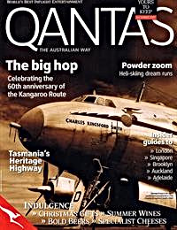 QANTAS Magazine: Inside Adelaide
