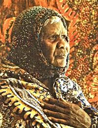 The Age: Women master a foreign art, giving batik an indigenous twist