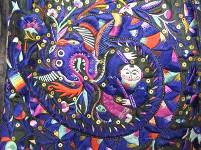 LUSTROUS LIVES: 20TH CENTURY CHINESE TEXTILES