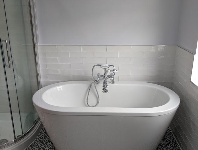 Bathroom installed in North sheilds