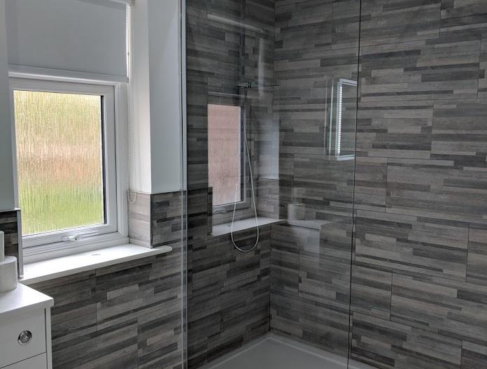 Bathroom fitting in North Shields.