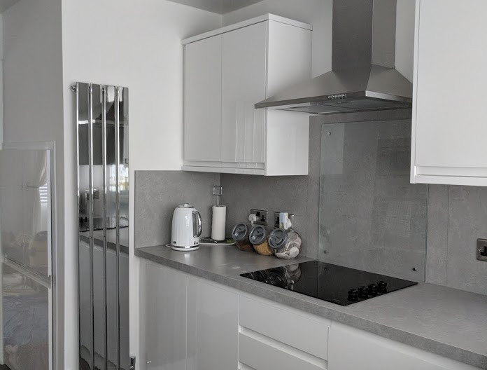 Kitchen fitting in Wallsend.
