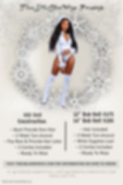 Copy of Winter Party Flyer Template - Ma