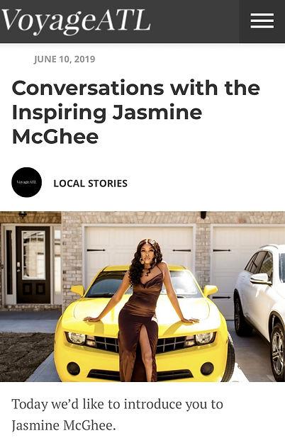 TheeJMcGheeWigs - Jasmine McGhee