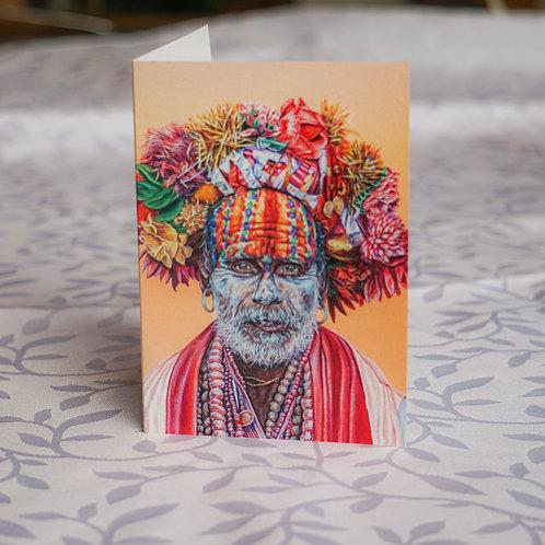 Aadav Sādhu Card