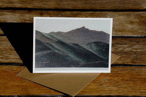 Sundrenched Card
