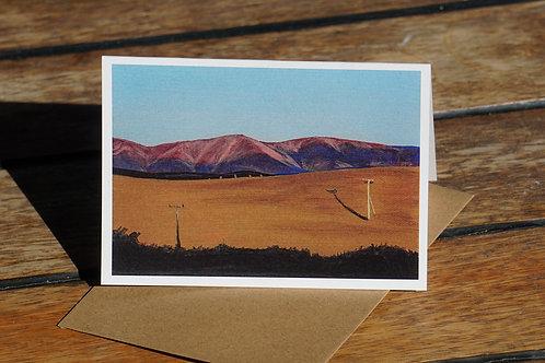 Fields Card