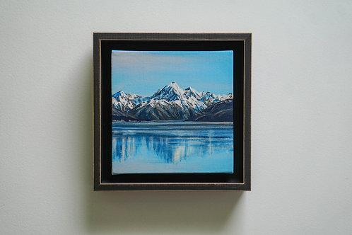 Lake Pukaki Mirror