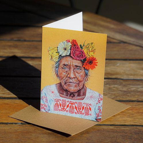 Juana Card