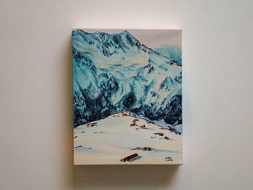 Sefton Glacier
