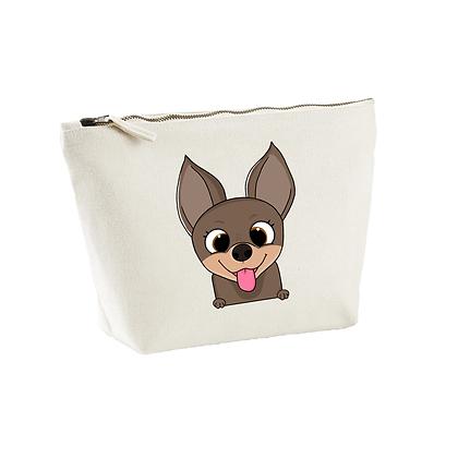 Pochette - Chihuahua Cartoon