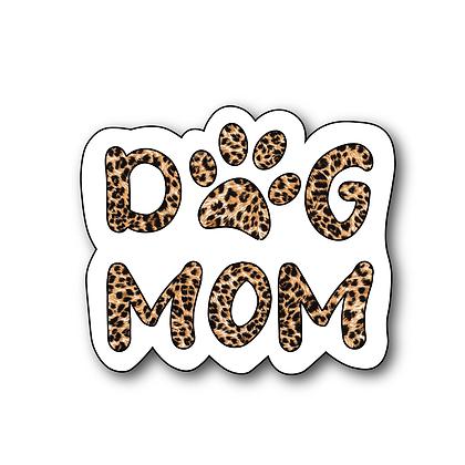 Sticker - Dog Mom Leo