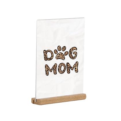 Cadre - Dog Mom Leo