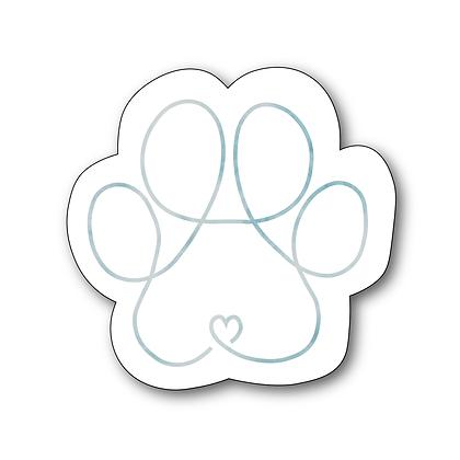 Sticker - Paw