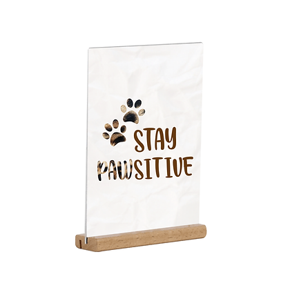 Cadre - Stay Pawsitive