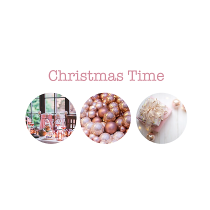 """Vêtement """"CHRISTMAS PINK"""""""