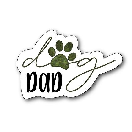 Sticker - Dog Dad