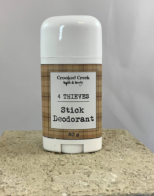 Deodorant - 4 Thieves (Essential Oil Blend)