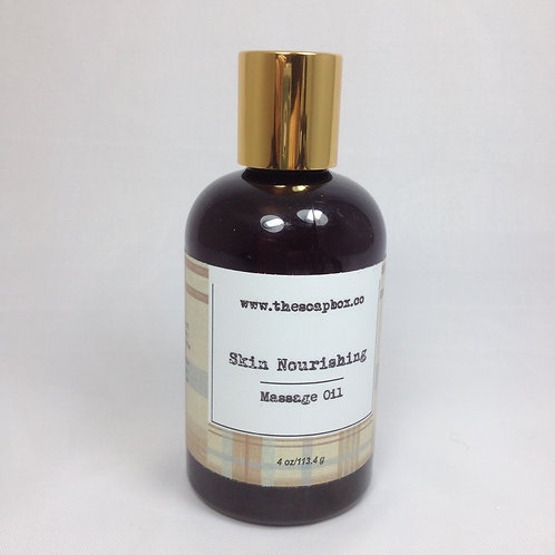 Skin Nourishing Massage Oil