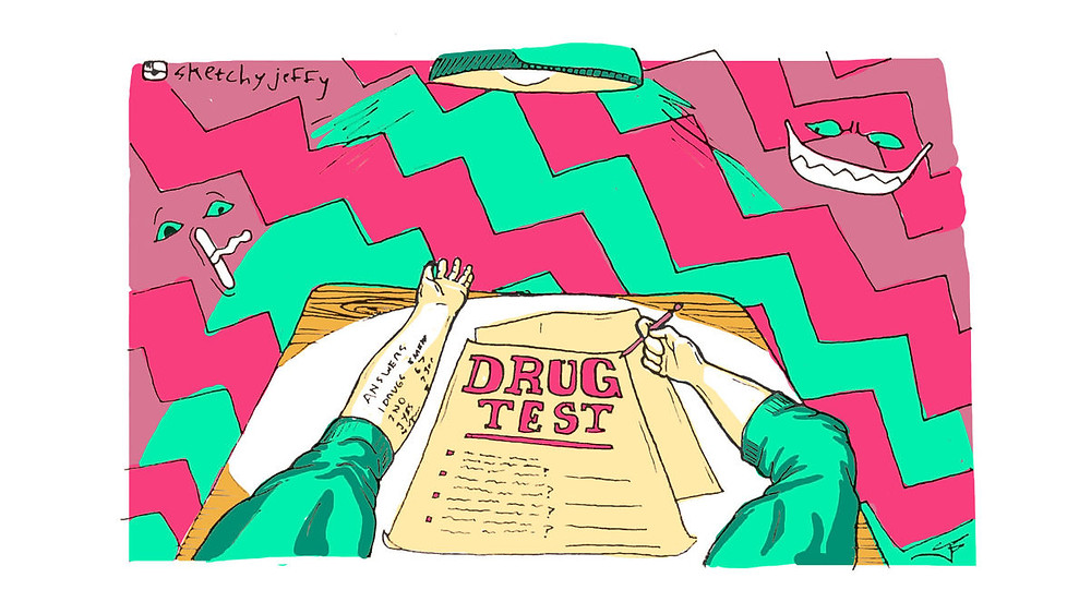 """Five ways to """"pass"""" your drug test"""