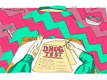 "Five ways to ""pass"" your drug test"