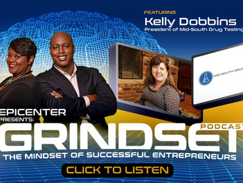 Kelly Dobbins Appears on GRINDSET Podcast