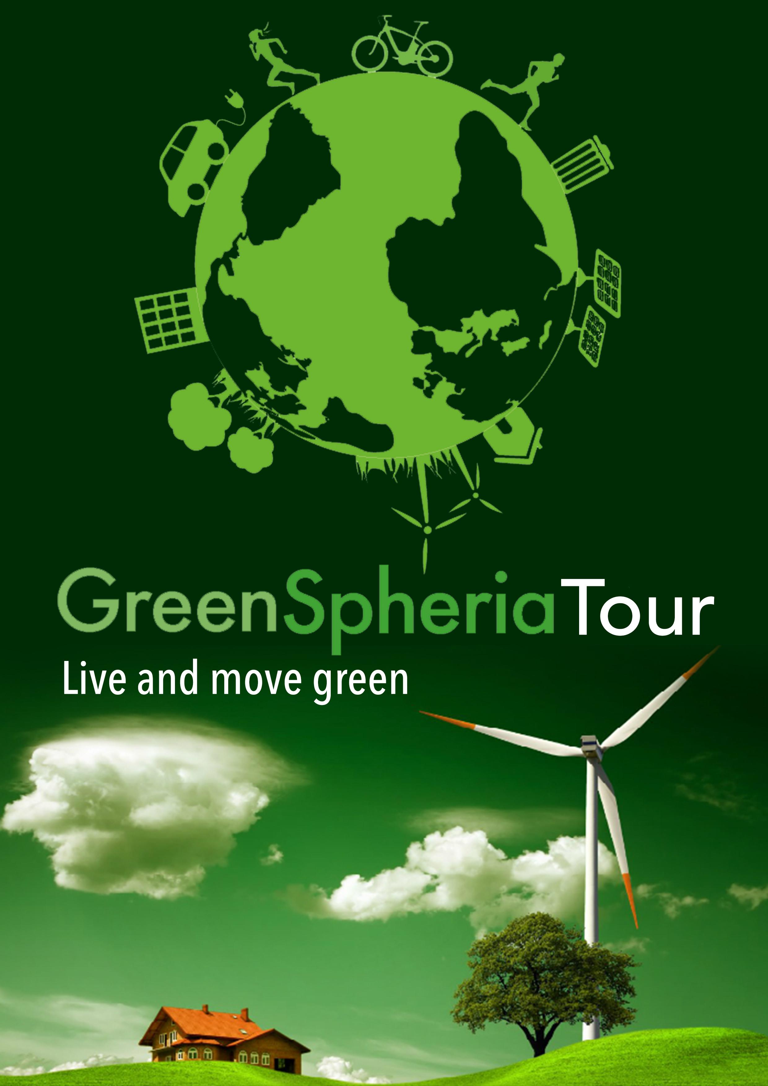 GreenSpheria Tour
