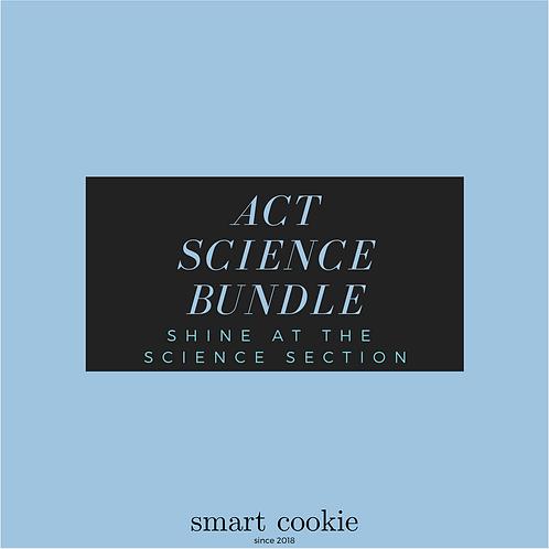 ACT Science Bundle