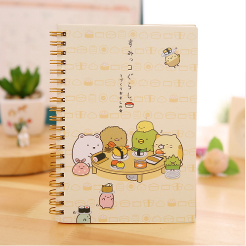 Sumikko Gurashi Dinner Party Notebook