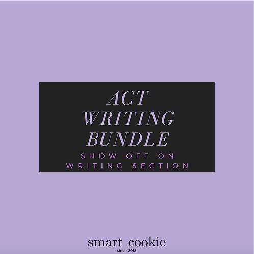 ACT Writing Bundle