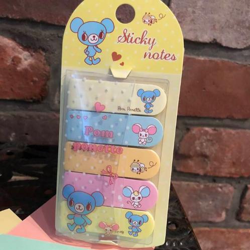 Little Animals Sticky Planner Tabs