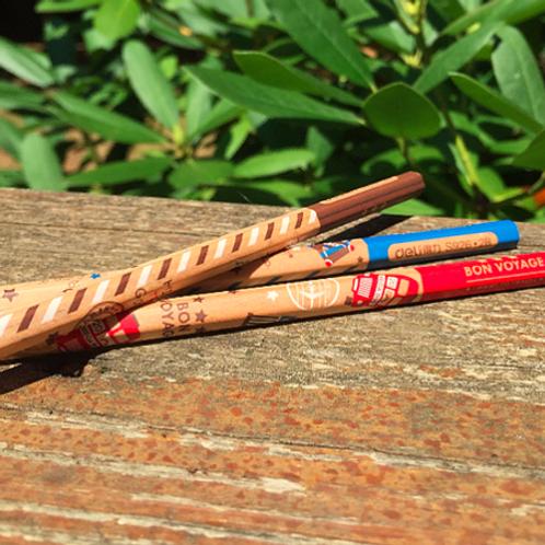 British Wooden Pencil