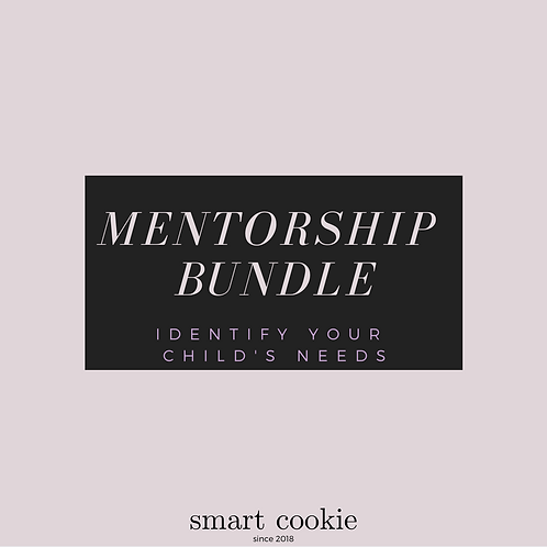 Mentorship Bundle