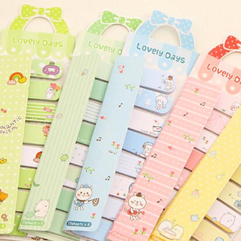 Bunny Sticky Note Tabs