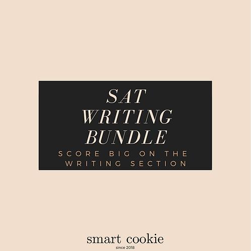 SAT Writing Bundle